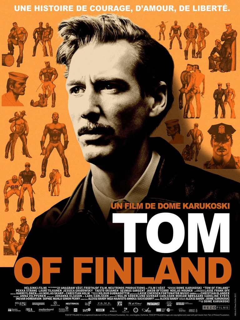 Gagnez 3×2 places pour le film Tom of Finland de Dome Karukoski