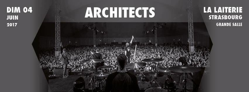 [Live report] Architects à la Laiterie