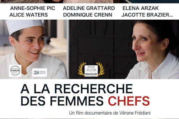 [Critique] «A la recherche des femmes chefs», un tour du monde de la gastronomie au féminin par Vérane Frédiani