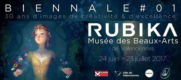 Vincent Hadot nous parle de L'exposition « Rubika – Biennale #01 – 30 ans d'images, de créativité et d'excellence »