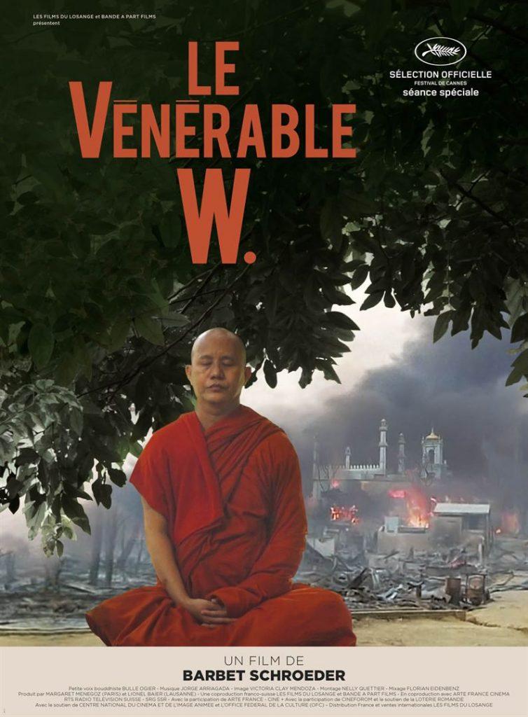 [Critique] du film documentaire « Le vénérable W. » Barbet Schroeder alerte sur la persécution des musulmans en Birmanie