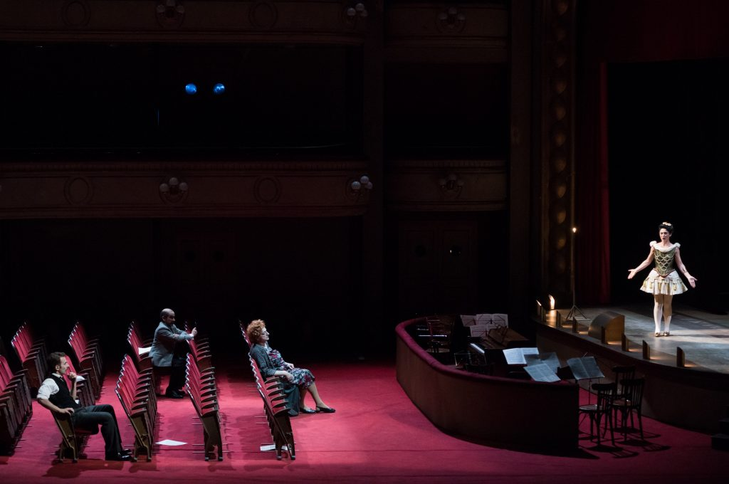 « Viva la mamma ! » ou le bouquet final de l'Opéra de Lyon