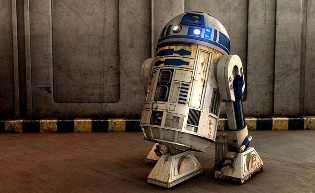 Le robot R2-D2 de Star Wars en vente pour 2,76 millions de dollars