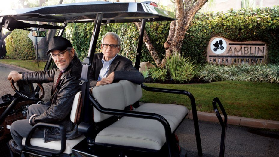 Video : Immersion chez Universal Studio avec un Steven Spielberg en forme