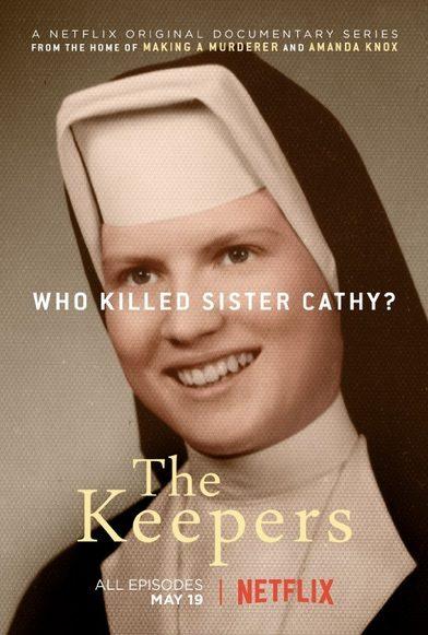 «The keepers» le nouveau documentaire de Netflix
