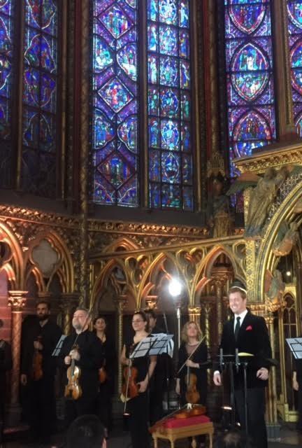 [Live-Report] Tim Mead et Les Accents, divins dans le Stabat Mater de Vivaldi à la Sainte-Chapelle