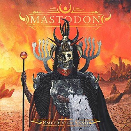Mastodon «Emperor Of Sand» : Quand la mort rôde sur le septième album du quartet américain