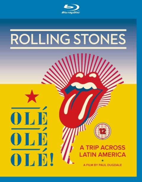 Olé, Olé, Olé! A Trip Across Latin America : Les Rolling Stones vous embarquent sur les routes sud-américaines