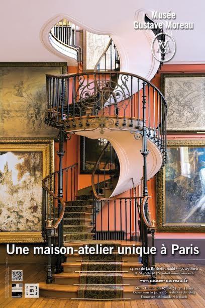 Le musée Gustave Moreau ne cesse de se diversifier
