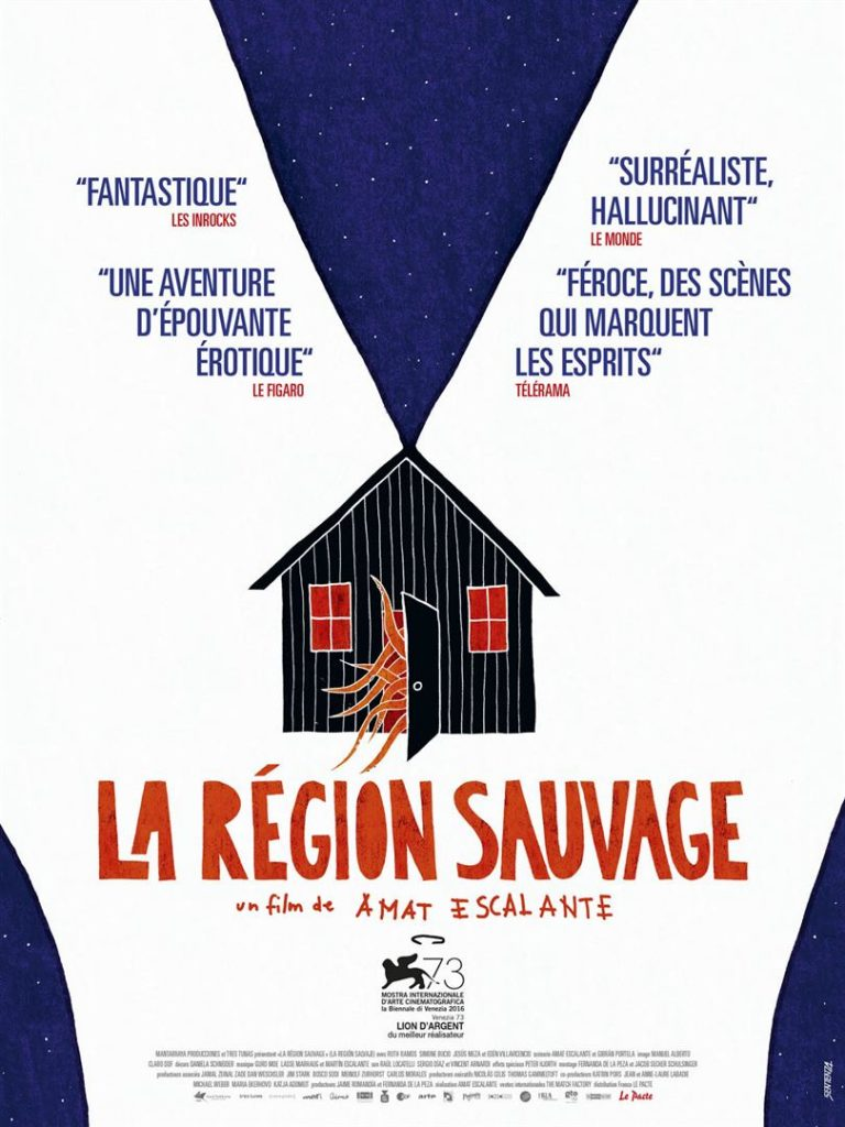[Critique] du film « La Région sauvage » le Basic Instinct d'Amat Escalante