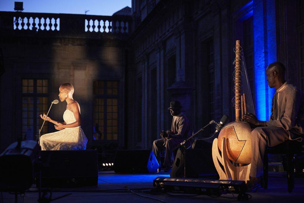 Rokia Traoré fait vivre le Mandé au Festival d'Avignon
