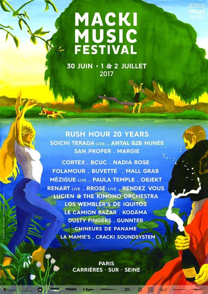 Live-Report: Un samedi de musique et de liberté au Macki Music Festival