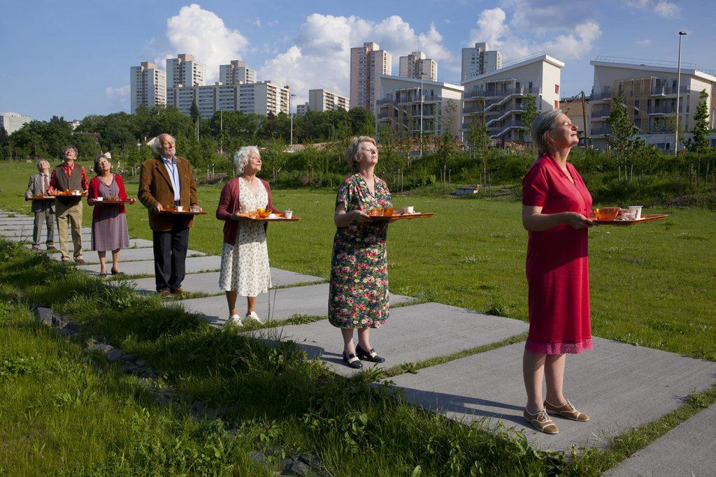Compagnie ADHOK: quatre pièces, deux générations, un grand moment
