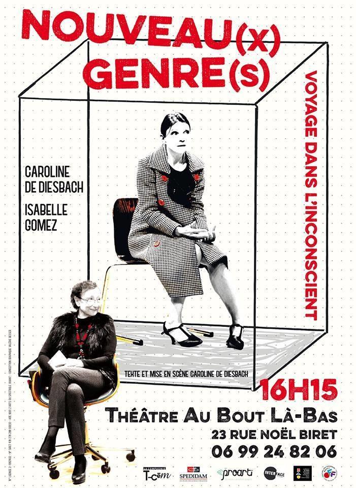 [AVIGNON OFF] Nouveaux genres au théâtre Au bout là-bas