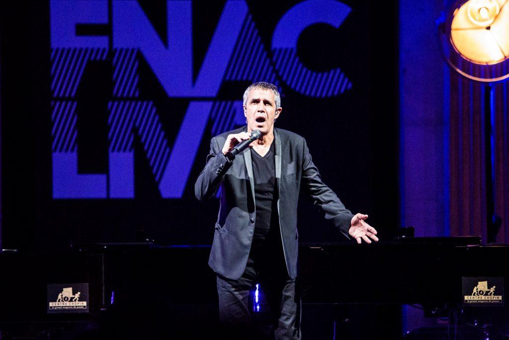 [Live-Report] Julien Clerc offre la primeur de son nouveau concert à Fnac Live