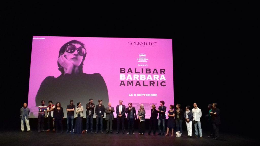 Festival international de la Rochelle : «Barbara» (en)chante le festival quand Michael Haneke l'assomme.
