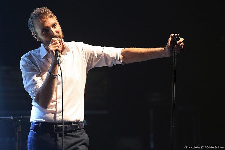 [Live report] Les Francofolies de La Rochelle : Christophe Willem rend un magnifique hommage Michel Berger