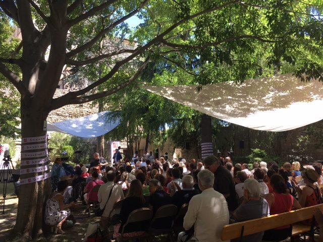 Au Festival d'Avignon, des lectures de tous horizons