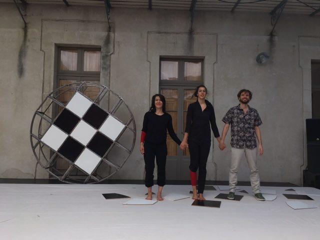 Satchie Noro, Yumi Rigout, Sandrine Lescourant et Sylvère Lamotte à la Parenthèse [Avignon Off]
