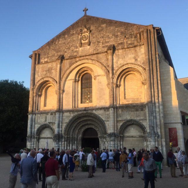 [Saintes, jour 1] Une Messe pour la paix de 1520 pour célébrer le 14 juillet