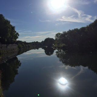 Saintes, jour 3 : De l'Abbaye aux Dames à Cognac et retour