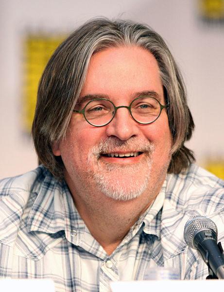 Matt Groening, le créateur des «Simpson», prépare une série pour Netflix