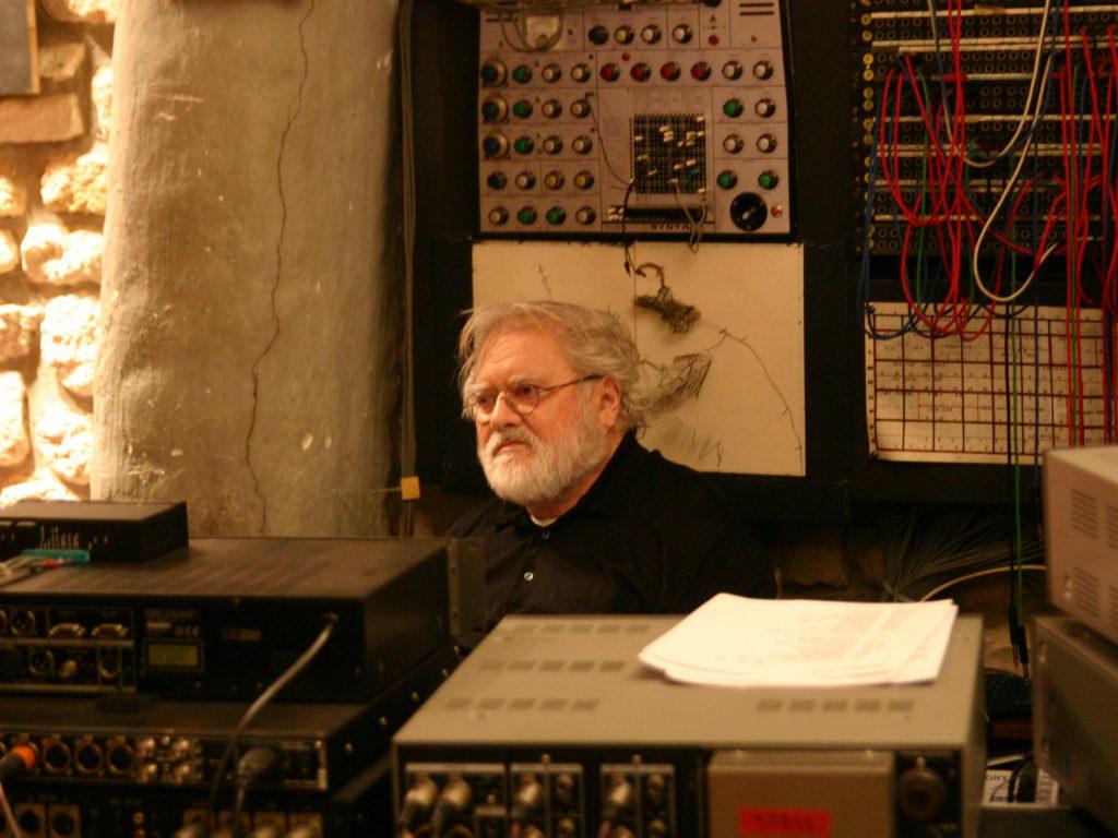 Disparition de Pierre Henry, l'un des pères de la «musique concrète».