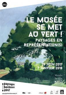 Le paysage, vedette de l'été au musée des Beaux-arts de Bordeaux
