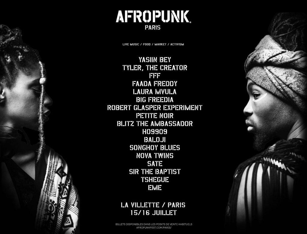 Festival Afropunk le 15 et 16 juillet — Interview de Mathew Morgan, son directeur et fondateur