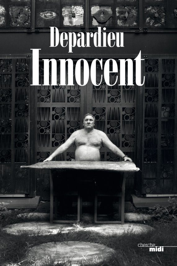 « Innocent » : An Indiegogo Campaign to translate Gérard Depardieu's book in english
