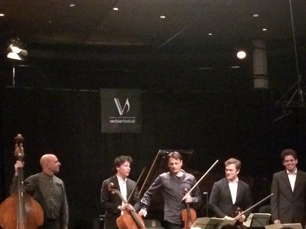 Verbier : Renaud Capuçon, Edgar Moreau, Richard Goode, Lahav Shani … rencontre «inédite» et réjouissante autour de Brahms & Schubert