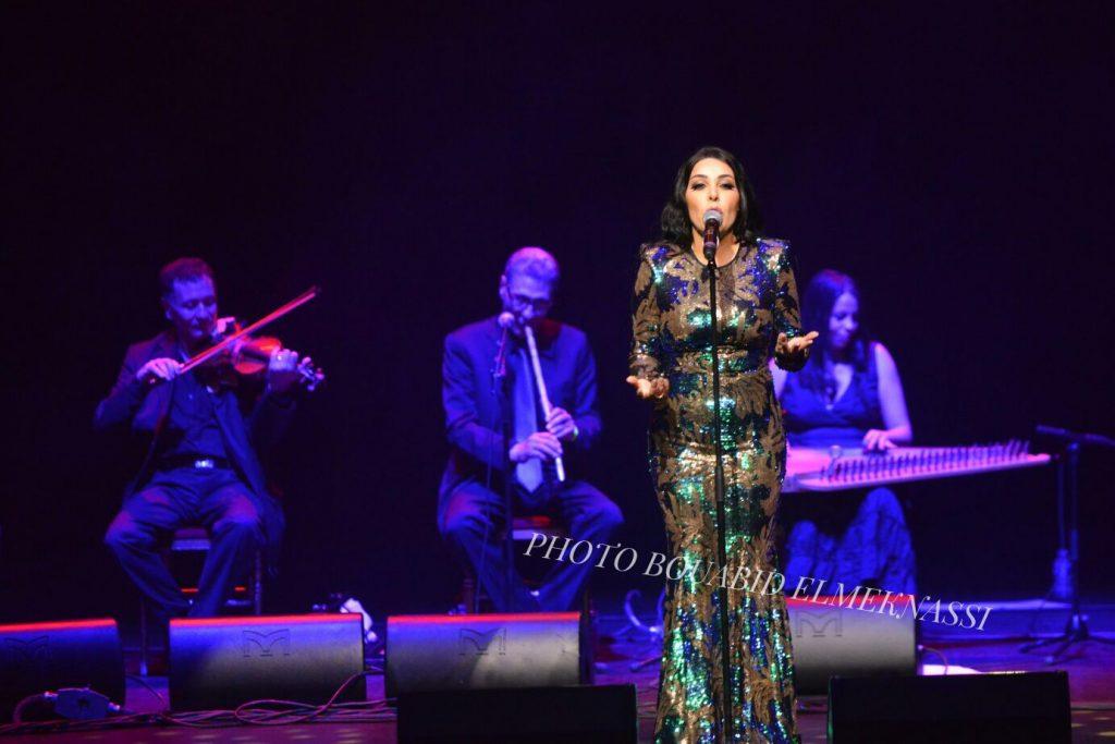 Concert hommage à Oum Kalthoum: la résurrection d'une chanteuse