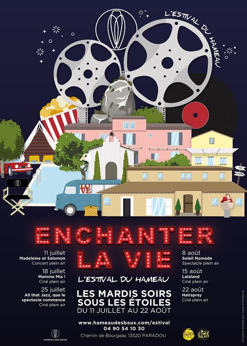 Eric-Jean Floureusse nous parle de L'Estival du Hameau