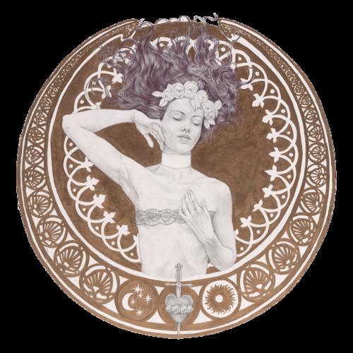 Les rituelles, une galerie-magasin de lingerie de luxe arty à Pigalle