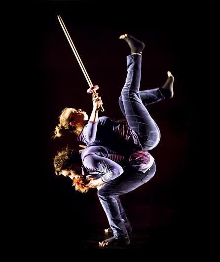 Une balade sans chaussettes, du cirque génial pour les enfants au Off d'Avignon