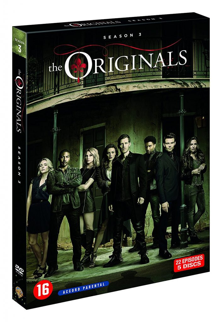 [Sortie dvd] The Originals, Saison 3: le spin-off qu'on ne lâche plus