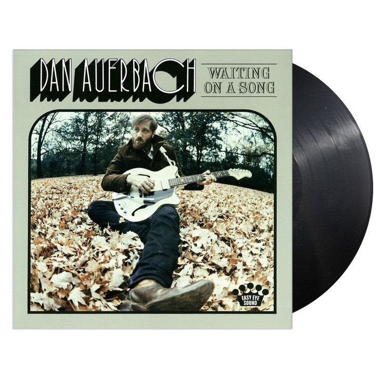 Dan Auerbach « Waiting On A Song » (EasyEyeSound/WEA)