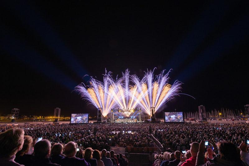 [Live-Report] 2ème soirée du festival Un Violon sur le Sable.