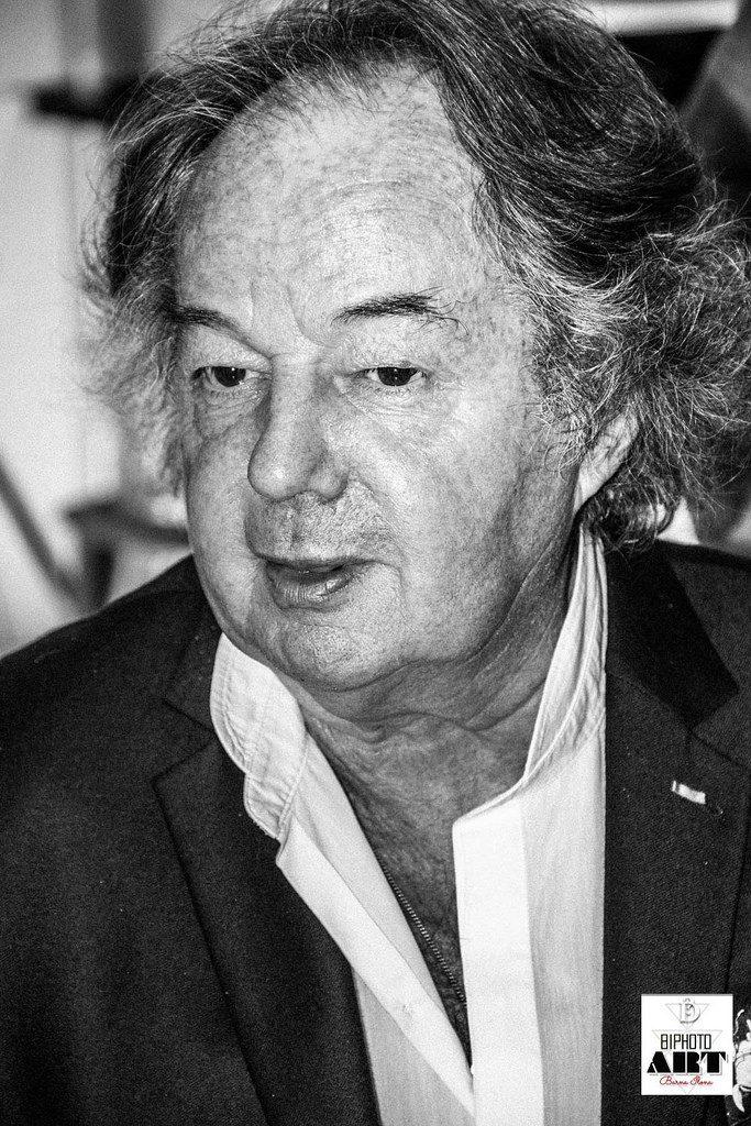 Disparition de l'écrivain Gonzague Saint Bris à l'âge de 69 ans