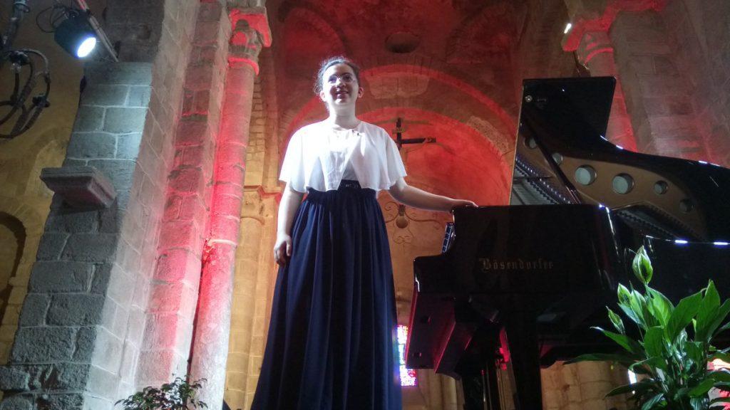 [Live Report] Marie-Ange N'Guci aux Musicales de Pommiers : la relève est déjà là