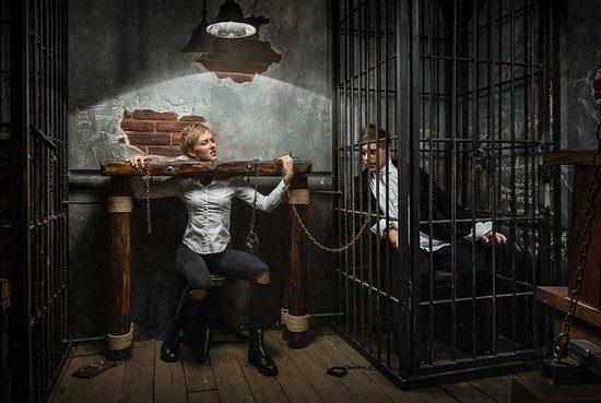 Claustrophobia : sur les pas d'Houdini [Escape Game]