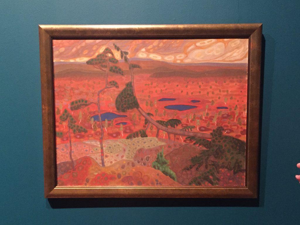 Au Kumu Museum de Tallinn, la peinture se fait musique