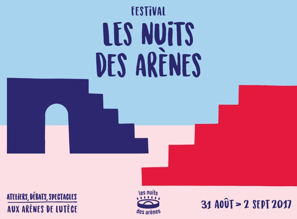 Gagnez 10×1 affiche signée du festival Les Nuits des Arènes