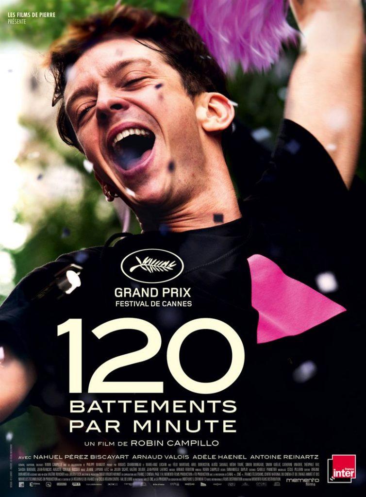 120 battements par minute de Robin Campillo représentera la France aux Oscars 2018