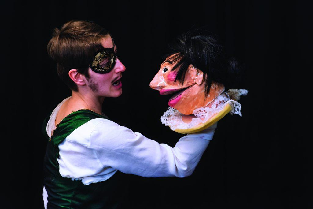 Goûter à «La Folie de Roméo et Juliette» [Festival Mondial des Théâtres de Marionnettes]