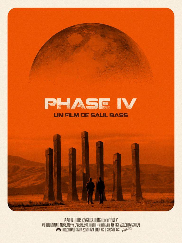 «Phase IV»: Reprise du film culte de Saul Bass, créateur de génériques mythiques du 7ème Art