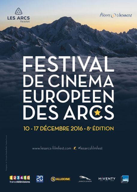 Le Festival de Cinéma Européen des Arcs dévoile sa présidente