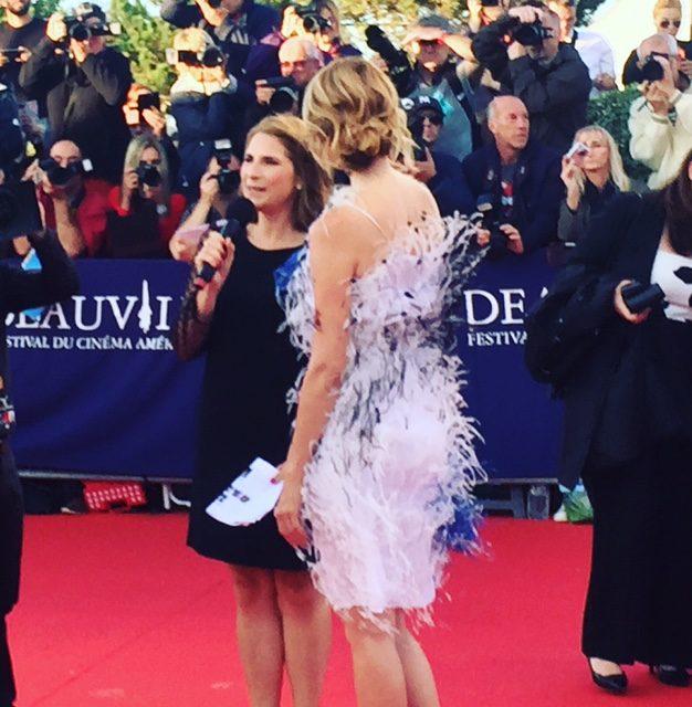 Laura Dern est l'égérie féérique de l'ouverture du 43e Festival de Deauville