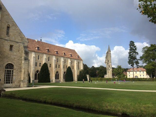 Pour les Journées du Patrimoine, l'Abbaye de Royaumont est «en mouvement» [LIVE-REPORT]