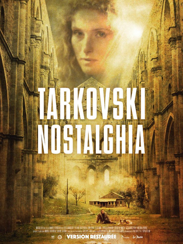 Gagnez 3 x 2 places pour Nostalghia de AndreÏ Tarkovski en salles le 4 octobre